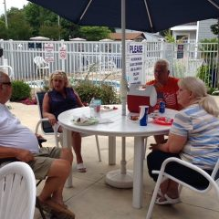 2015 Fourth of July Pot Luck