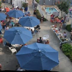 2019 Fourth of July Pot Luck
